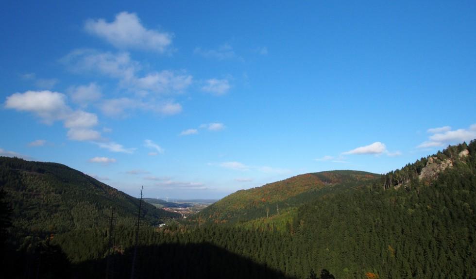 Harz – Seilklettern!